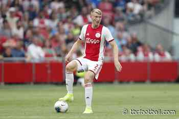 Reported Liverpool target Perr Schurrs signs new Ajax contract - TBR - The Boot Room - Football News
