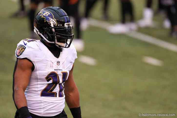 Ravens RB Mark Ingram Inactive For Divisional Playoff At Buffalo