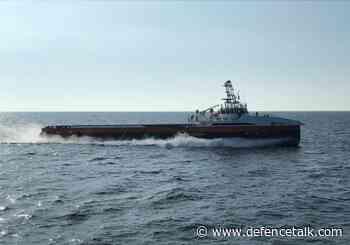 DOD's Autonomous Vessel Sails Through Transit Test, Participates in Exercise Dawn Blitz