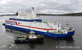 Russia's World-First Floating Nuclear Plant Arrives In Port - NDTV