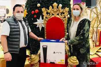 Val-d'Oise. Leclerc Osny offre deux PS5 pour aider l'hôpital de Pontoise - actu.fr