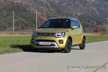 Jagd in Tirol: Autotest: Suzuki Ignis mit innovativen Mild-Hybrid - meinbezirk.at
