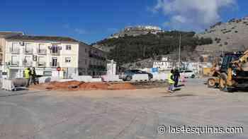 Archidona comienza la construcción de una rotonda por la entrada de los Molinillos - Las 4 Esquinas