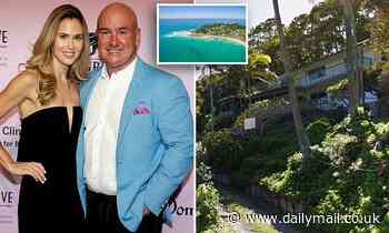Byron Bay mansion reduced by one storey after wealthy neighbours complain