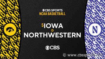 Iowa vs. Northwestern: Prediction, pick, odds, point spread, line, basketball game, tipoff time, live stream
