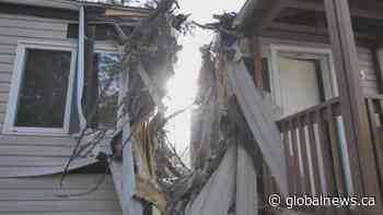 B.C. windstorm wreaks havoc on home in Central Kootenays