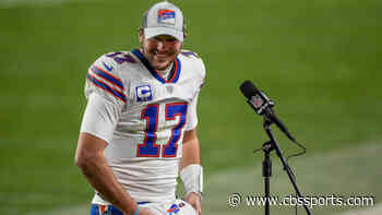 Josh Allen draws roughing-the-passer penalty on questionable flop during Bills' divisional round game
