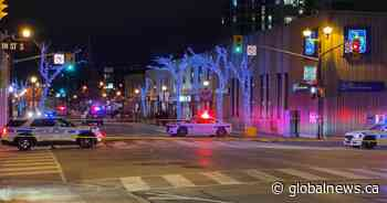 2 men rushed to hospital after Brampton shooting: Peel police