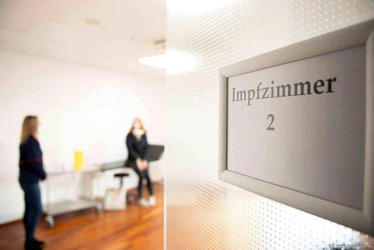 Stadt und Kreis Aschaffenburg: 1,5 Prozent geimpft, Terminvergabe zwischenzeitlich gestoppt - Main-Echo