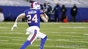 Bills' 101-yard pick-six buries Ravens, makes NFL playoffs history and serves as Lamar's first red zone INT