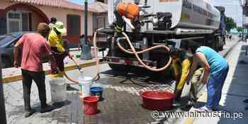 Gestionan abastecimiento de agua para vecinos de Ascope | TRUJILLO - La Industria.pe