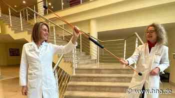 Paracelus-Klinik an der Gande in Bad Gandersheim: Birgit Ayosso ist die neue Chefin - HNA.de