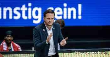 BBL: Scholz bis Ende der Saison Cheftrainer bei Giessen - SPORT1