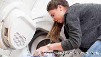 Vorsicht! Wäsche in der Wohnung trocknen ist gefährlich und kann teuer werden
