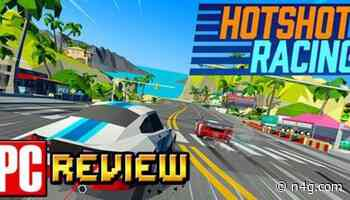 Hotshot Racing PC review - A competent racing game that could have been so much better - TGG