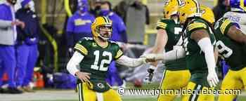 Séries de la NFL: Green Bay, une équipe dominante