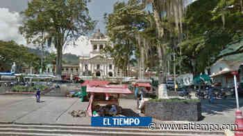Dos heridos y un muerto dejó una explosión en Titiribí, Antioquia - ElTiempo.com