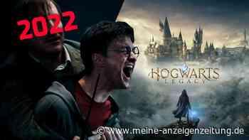 Hogwarts Legacy (Harry Potter): Release-Hammer – da hilft nicht mal Butterbier