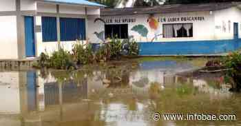 Lluvias afectaron a cerca de 210 familias en Chigorodó, Antioquia - infobae
