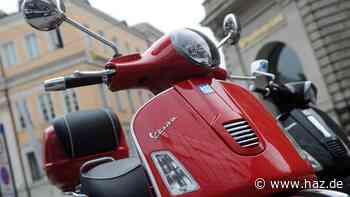Kraftradboom: Vespa-Hersteller Piaggio erfreut sich in Corona-Zeiten großer Beliebtheit