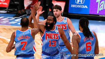 The Nets are already a great 3-point shooting team, and James Harden is going to make them even better