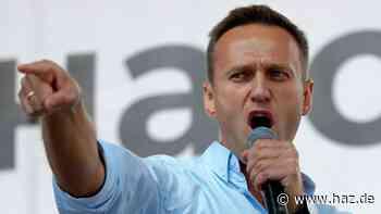 Putingegner Nawalny kehrt nach Russland zurück - und riskiert Haft
