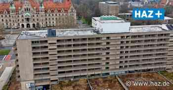 Schon wieder Stillstand bei Umbau des alten Maritim-Hotels
