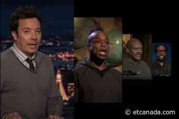 Jimmy Fallon & The Roots Deliver TikTok Sea Shanty Version Of Olivia Rodrigo's 'Drivers License' - ETCanada.com