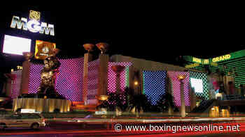 Editor's Pick – The highs and lows of being a reporter at a Las Vegas Fight Week