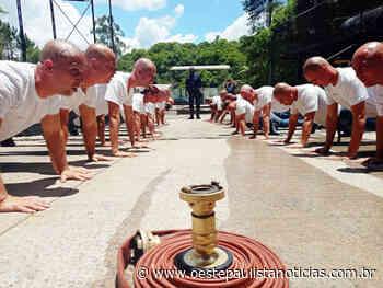 Guardas Municipais de Pirapora do Bom Jesus passam por treinamento combate à incêndios em Itapevi - Portal Oeste Paulista