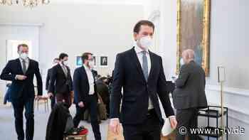 Sorge vor Virus-Mutation: Österreich beschließt Lockdown-Verlängerung