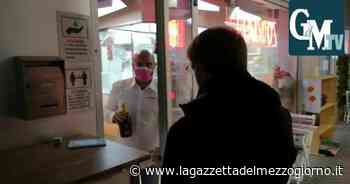 Potenza, protesta ristoratori tra bicchieri di prosecco, musica e ironia - La Gazzetta del Mezzogiorno