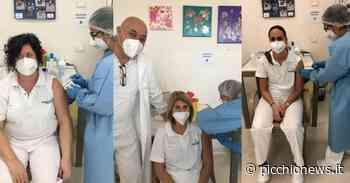Porto Potenza, vaccinati oltre 550 operatori sanitari e 12 pazienti del Centro Santo Stefano - Picchio News