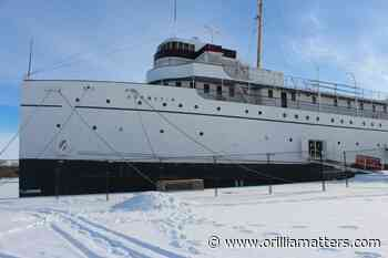Petition to keep SS Keewatin in Port McNicoll picking up steam - OrilliaMatters