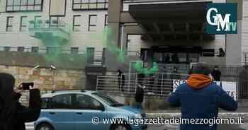 video protesta potenza - La Gazzetta del Mezzogiorno