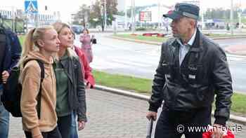 """""""Das sind überflüssige Menschen"""": Belarus plante Lager für Demo-Teilnehmer"""