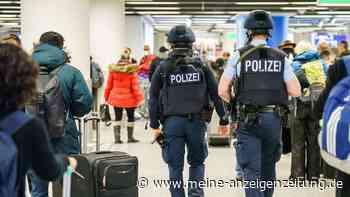 Flughafen Frankfurt: Großeinsatz wegen Terrordrohung– Verdächtiger in Psychiatrie eingewiesen
