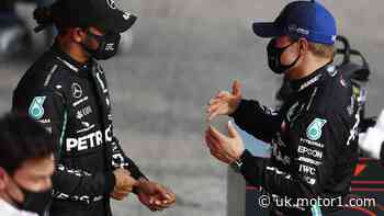 Bottas: I won't play Rosberg mind games on Hamilton - Motor1 UK