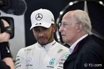 Hamilton pays tribute to passed Mercedes executive Hubbert - F1i.com