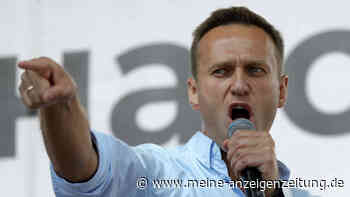 """Putin-Kritiker Nawalny kehrt unter Hoch-Risiko nach Moskau zurück - und lobt die Deutschen: """"Sinn für Humor"""""""