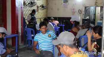 Lambayeque: clausuran bar clandestino en el distrito de Jayanca | LRND - LaRepública.pe