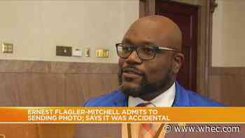 Monroe County legislator acknowledges sending explicit photo to woman who says he sexually harassed her