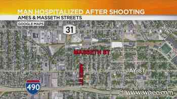 Rochester man shot on city's west side