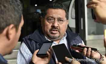González Villagómez deja comisión edilicia de Comercio en Xalapa - El Demócrata