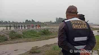 Río Rímac: cuerpo de sereno arrastrado por la corriente es encontrado - LaRepública.pe