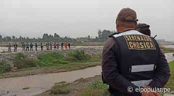 Recuperan el cuerpo del sereno que falleció cuando intentaba rescatar a dos personas en el río Rímac - ElPopular.pe