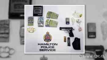 3 charged after police seize handgun, $12K in drugs from after-hours bar
