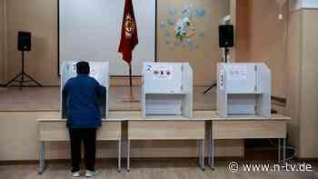 Kirgistans Schockstarre: Wie ein Land in die Resignation verfällt