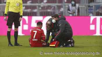 Auf einmal ging's nicht mehr weiter! FCB-Star muss gegen Freiburg vorzeitig verletzt raus - droht längerer Ausfall?