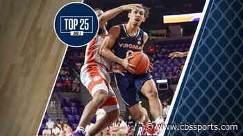 College basketball rankings: Virginia returns to the Top 25 And 1 after blowout win over Clemson